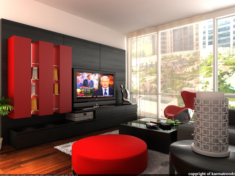 design by mi interior for yuppies apartment in jakarta indonesia