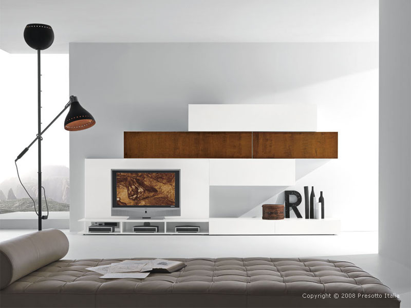 living room modern living room furniture giessegi | Ultra Modern Living Rooms – Presotto Italia | KARMATRENDZ