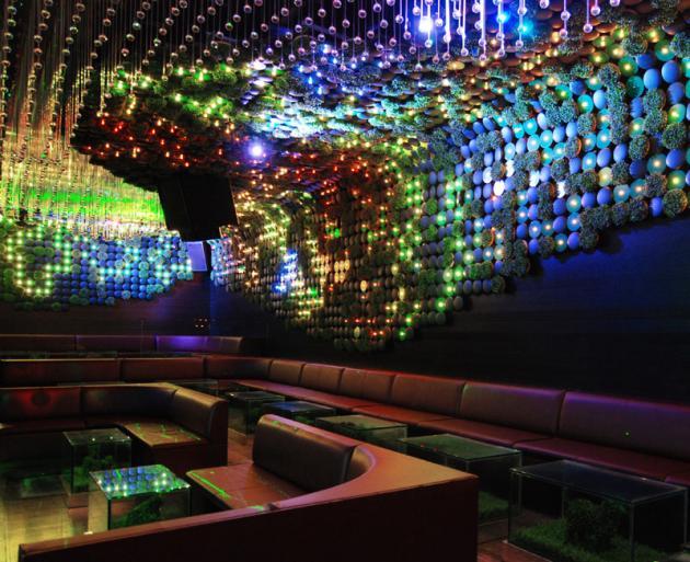 Nightclub Interior Design Ideas. Nightclub Decor Idea Club Bar ...