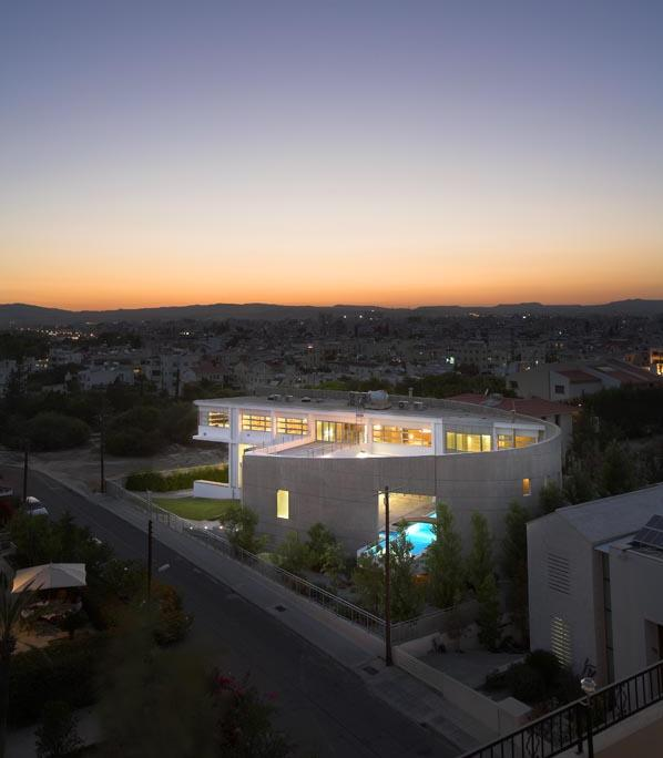 Chalkidos Street Residence By Armon Choros Architects