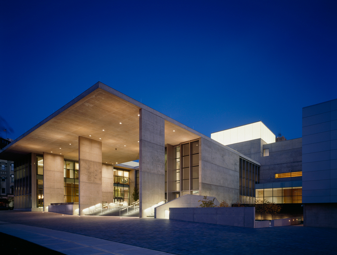 Grand rapids art museum by why architecture karmatrendz for Architecture firms in michigan