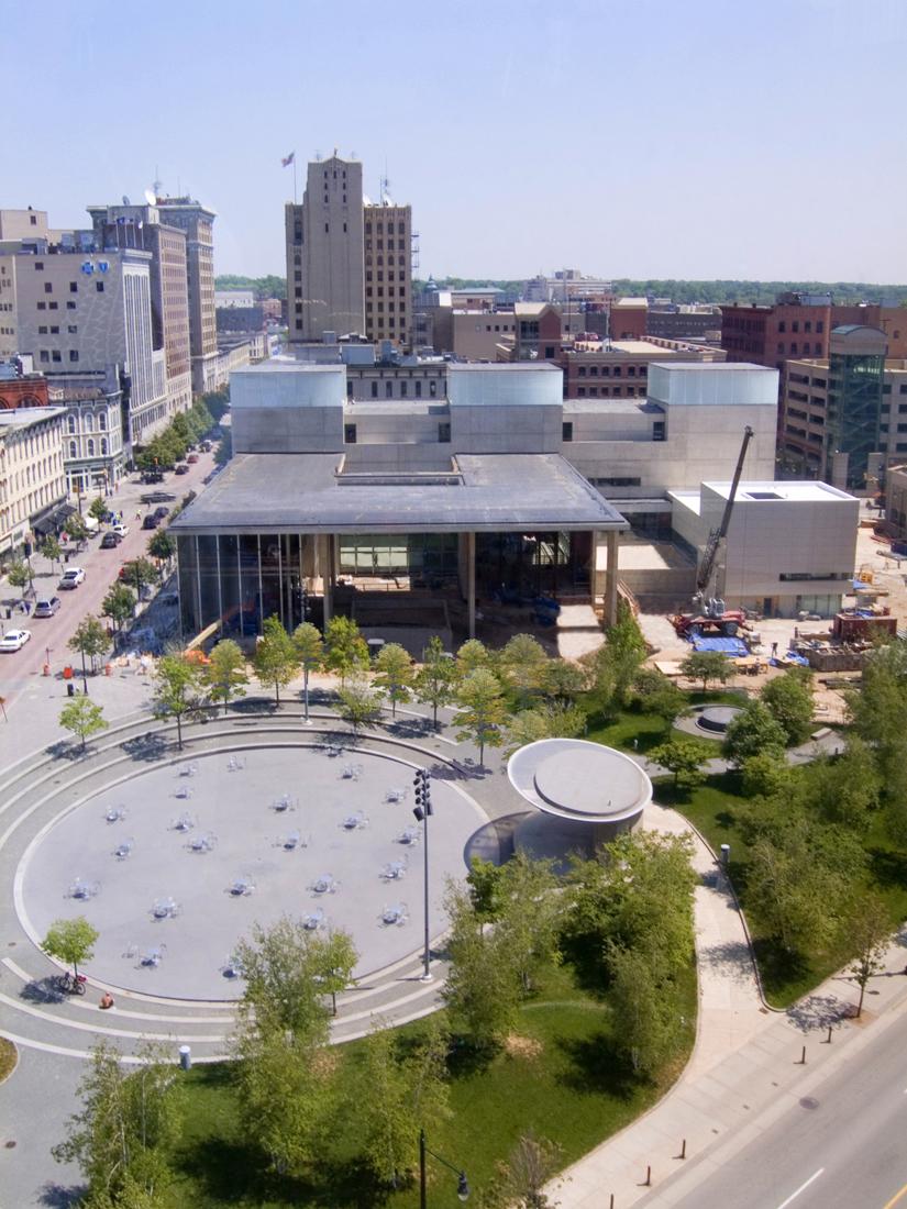Grand Rapids Art Museum By Why Architecture Karmatrendz