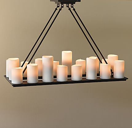 Candle Chandeliers From The Pillar Collection Karmatrendz