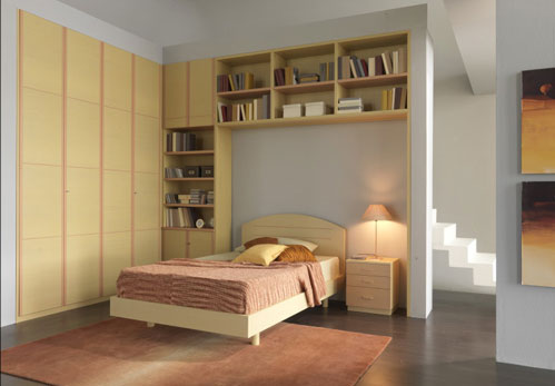 Bedroom Interiors Wardrobe - Bedroom Decorating Ideas -