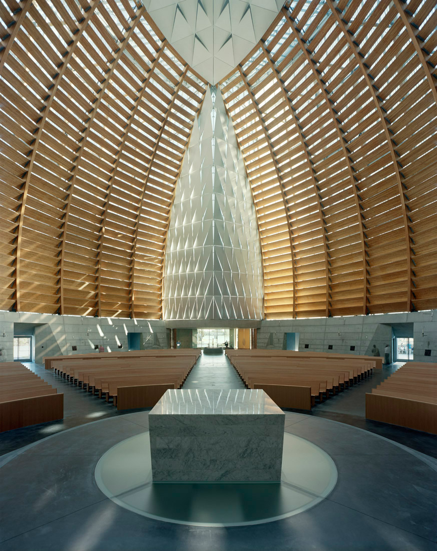 The cathedral of christ the light karmatrendz for Interior design usa