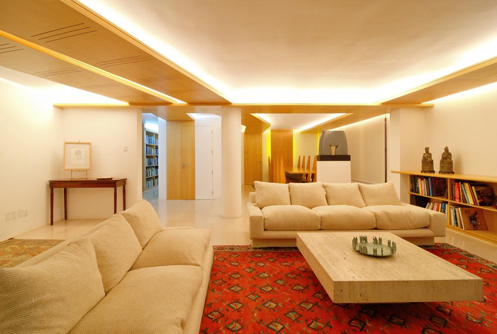 Дизайн квартир с низким потолком