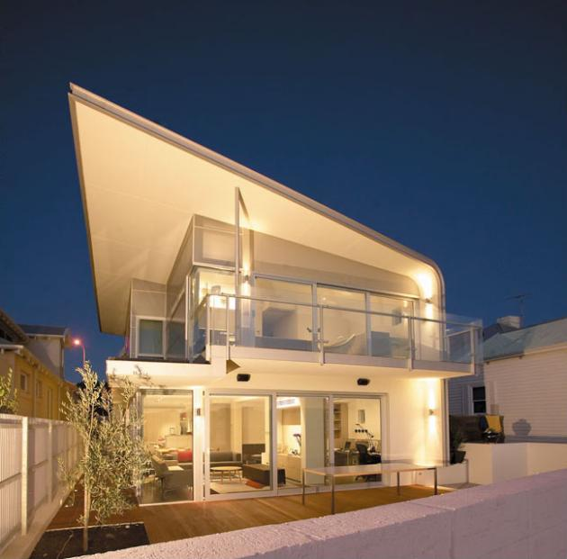 Curtin Avenue Residence By Optimum Resource Architects