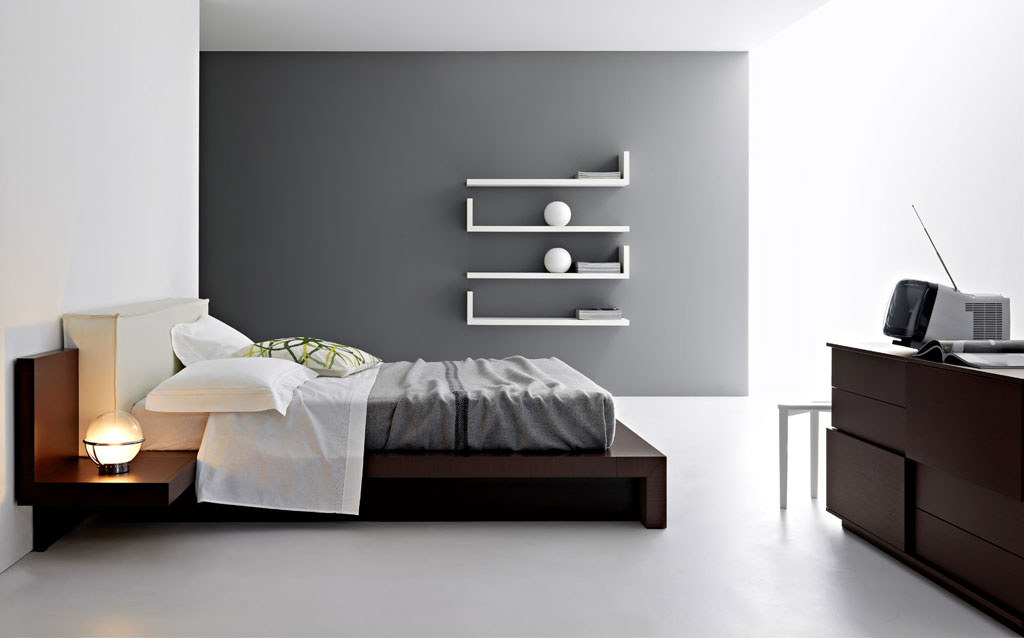 Bedroom inspiration from doc mobili karmatrendz for Bedroom inspiration for small rooms