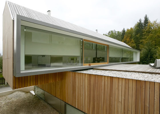 Contemporary House Design in Slovenia | KARMATRENDZ