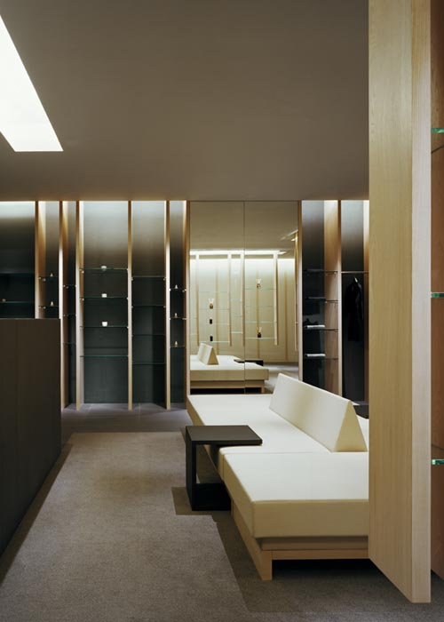 Changing Room Designs: Mars The Salon By Curiosity