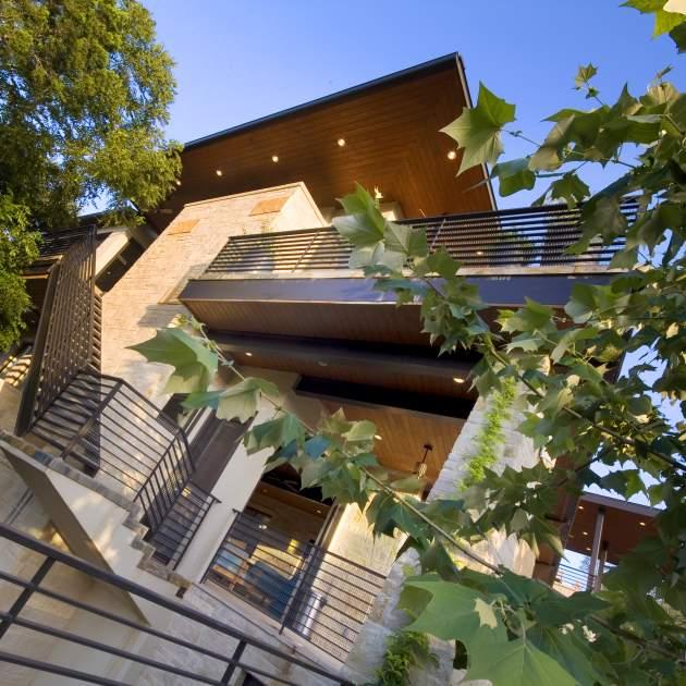 Modern Lake House Design: Spirit Lake House By James D. LaRue Architecture