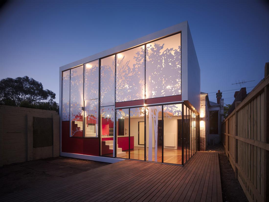 Tattoo House By Andrew Maynard Architects