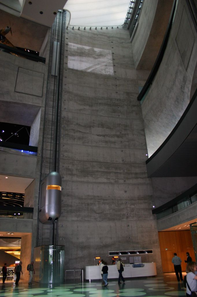 Mercedes Benz Museum Foyer : Mercedes benz museum stuttgart germany by unstudio