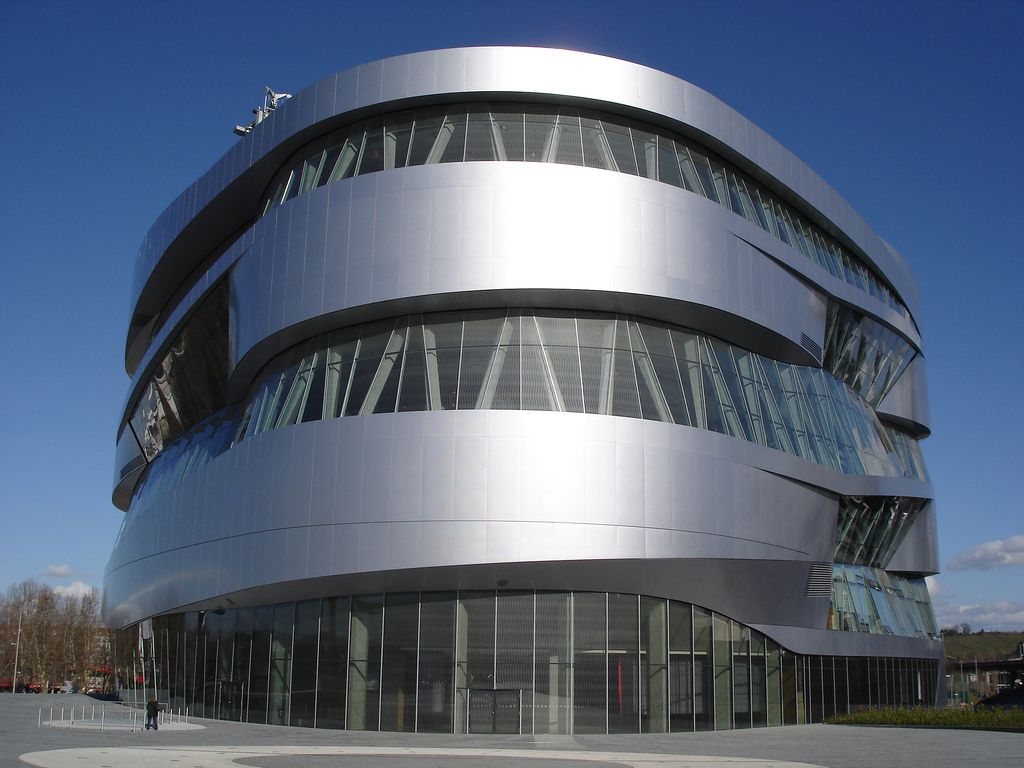 Hotels Near Mercedes Benz Museum Stuttgart