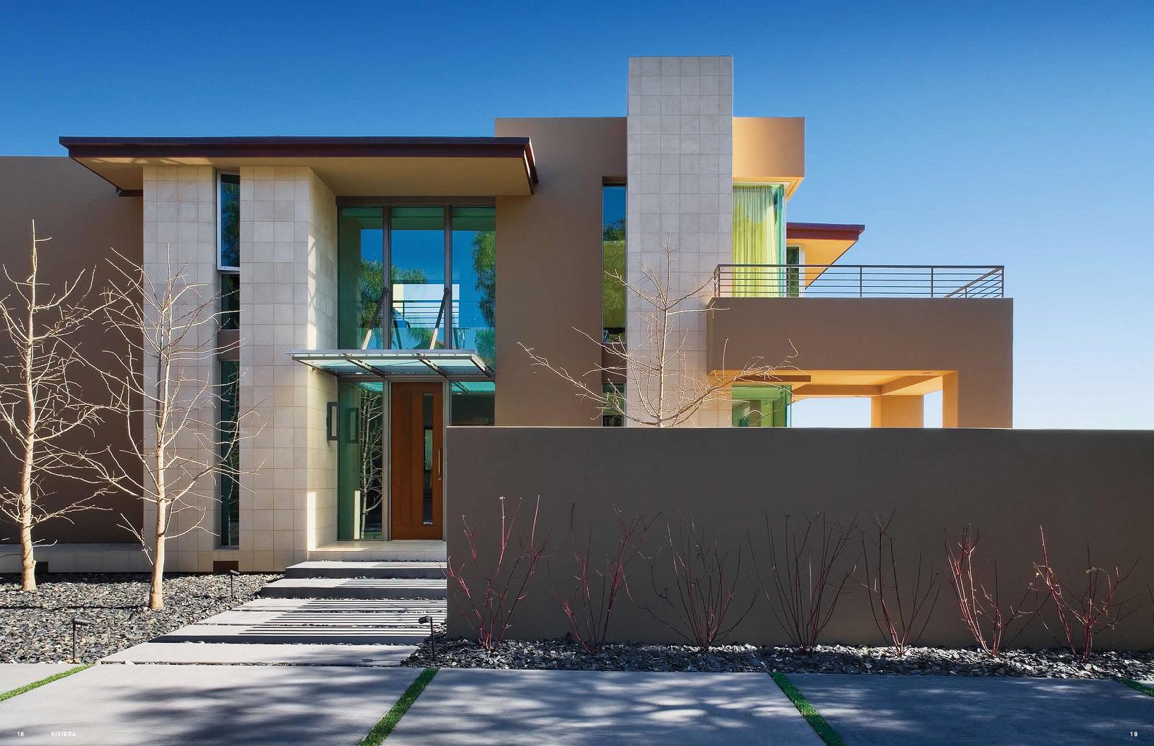 Rivera Residence By Shubin Donaldson KARMATRENDZ