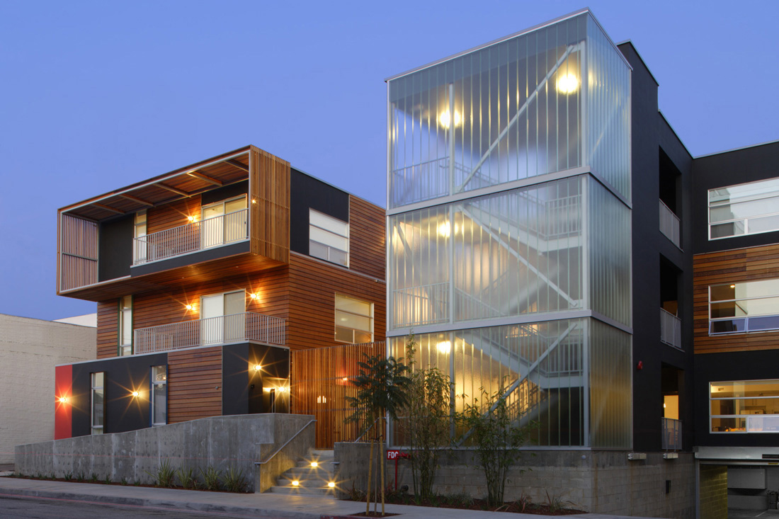 Los Angeles Real Estate Hollywood Real Estate 1050 Gardner The Loft Company