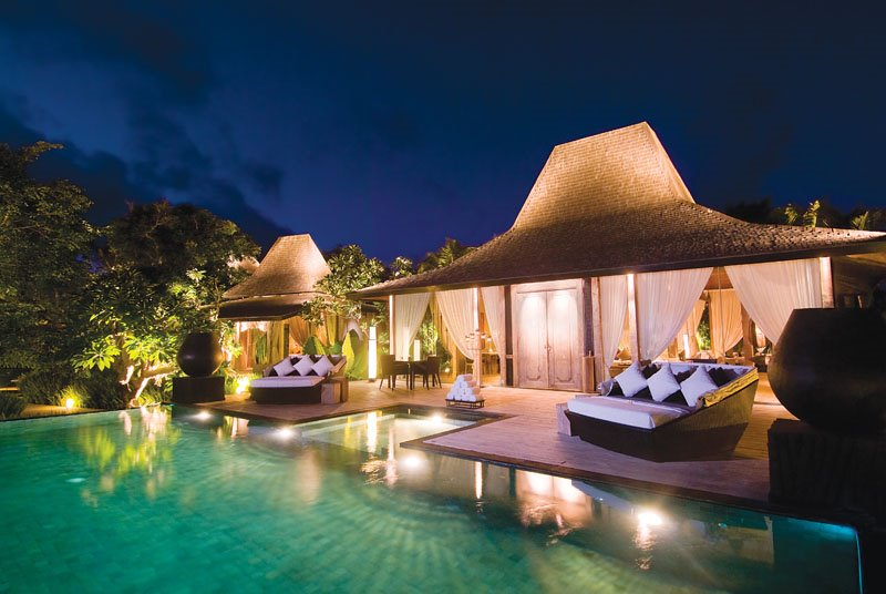 Luxury Resorts Design in Bali