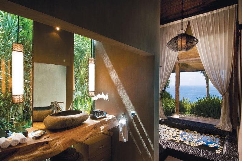 Luxury Villas Bathrooms Design