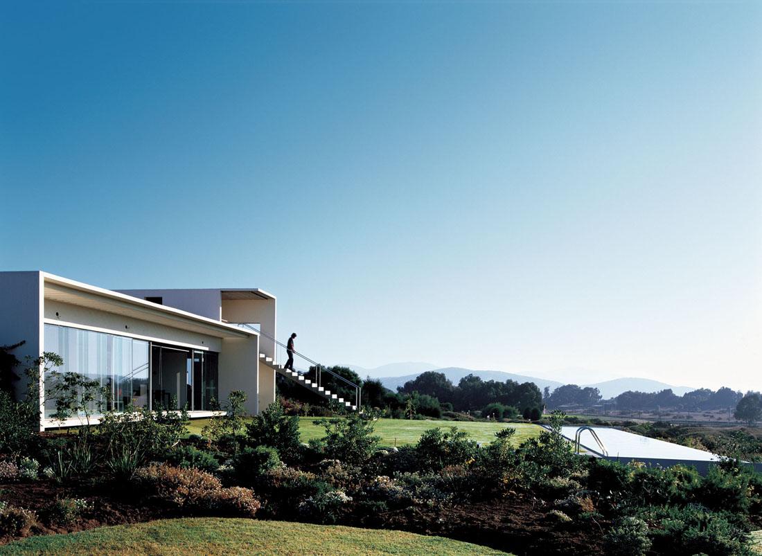 Ocho al Cubo House by Sebastian Irarrazaval - DesignToDesign ...