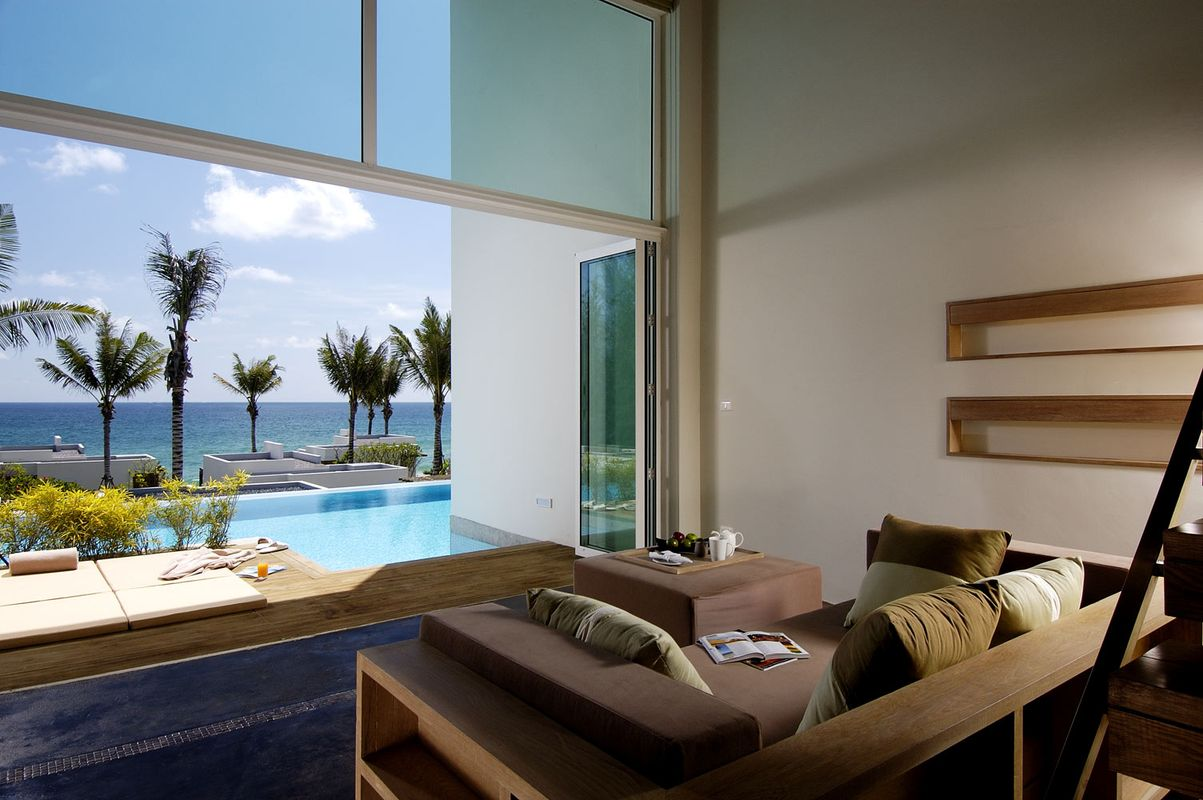 Aleenta phuket phang nga luxury resort and spa with for Design hotel phuket