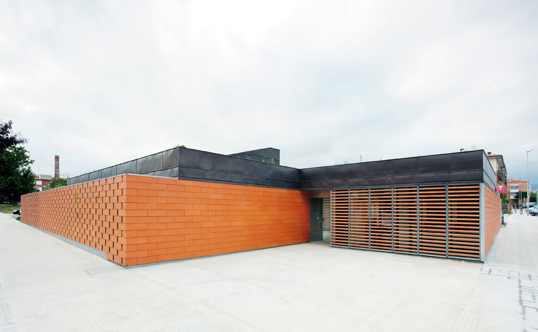 Community Center Architecture Community Center by F451