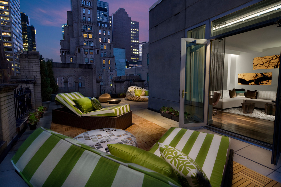 Rooftop Hotel Rooms Nyc
