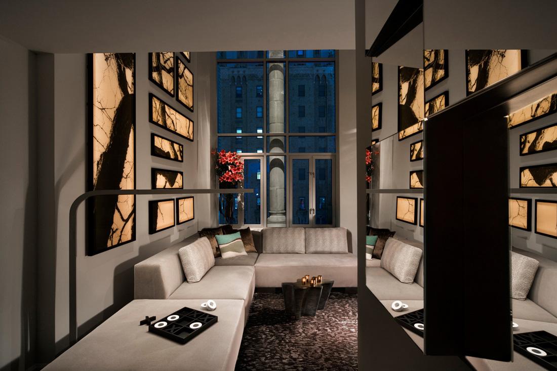W Hotel New York By Bbg Bbgm Karmatrendz