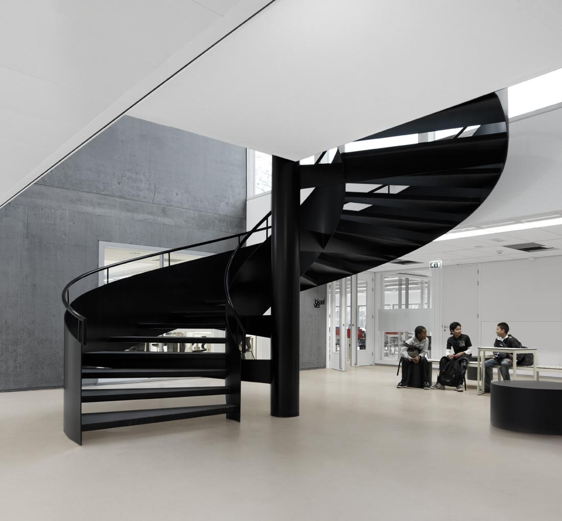 Panta rhei college interiors by i29 karmatrendz