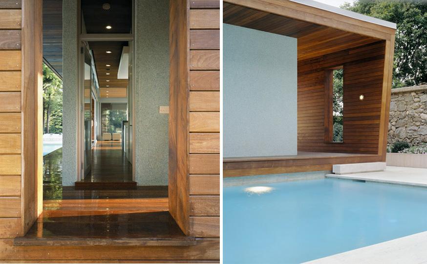 Wilton Pool House By Hariri Hariri Architecture