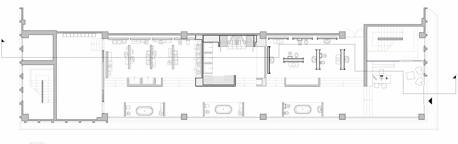 Dex Showroom By Studio 63 Architecture Design Karmatrendz