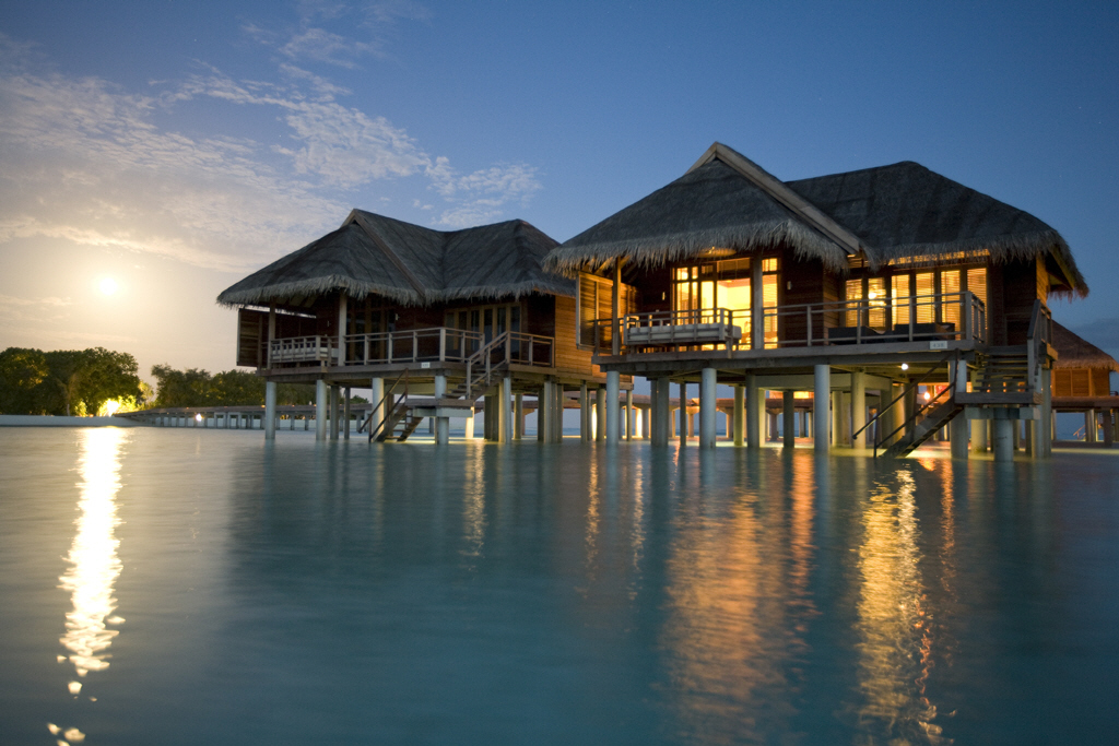 Luxury Resort Maldives Island