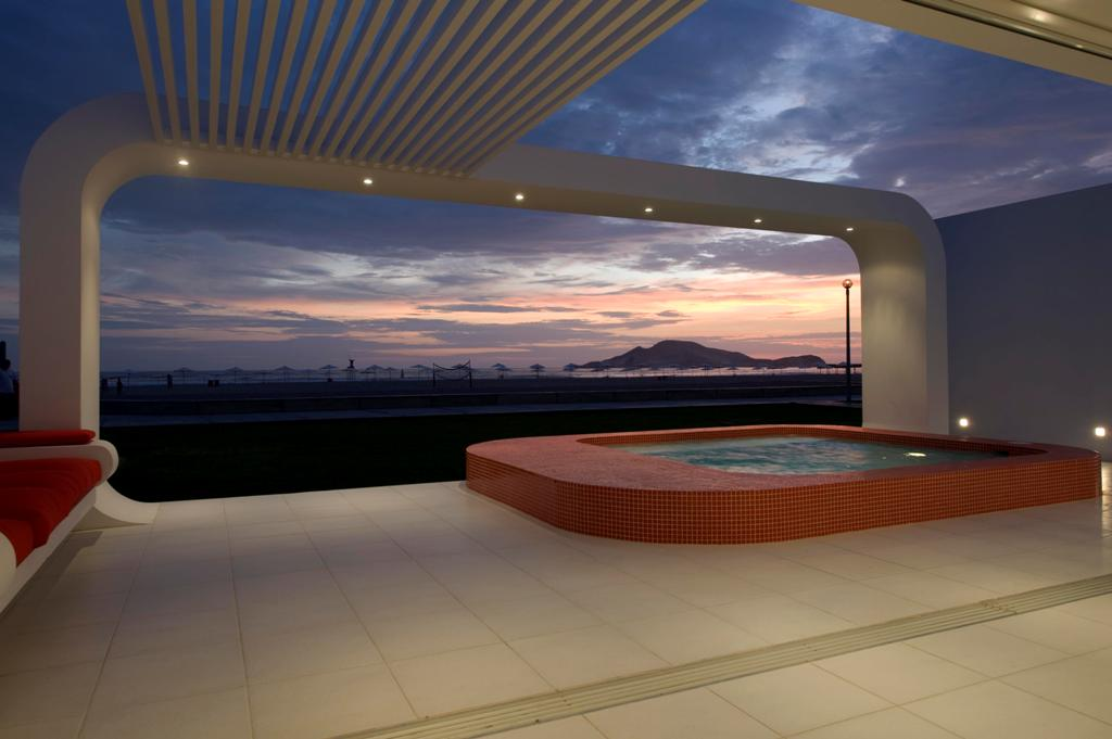 Palabritas Beach House by Architect Jose Orrego KARMATRENDZ