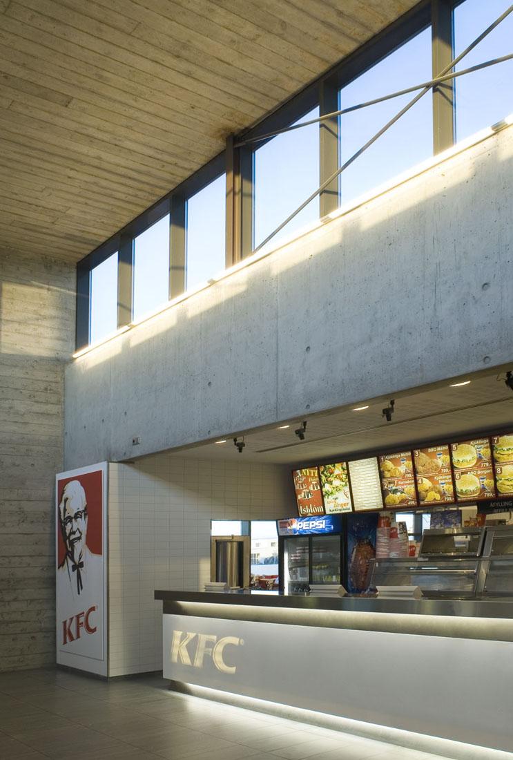 Fast Food Restaurant – KFC by PK Arkitektar | KARMATRENDZ