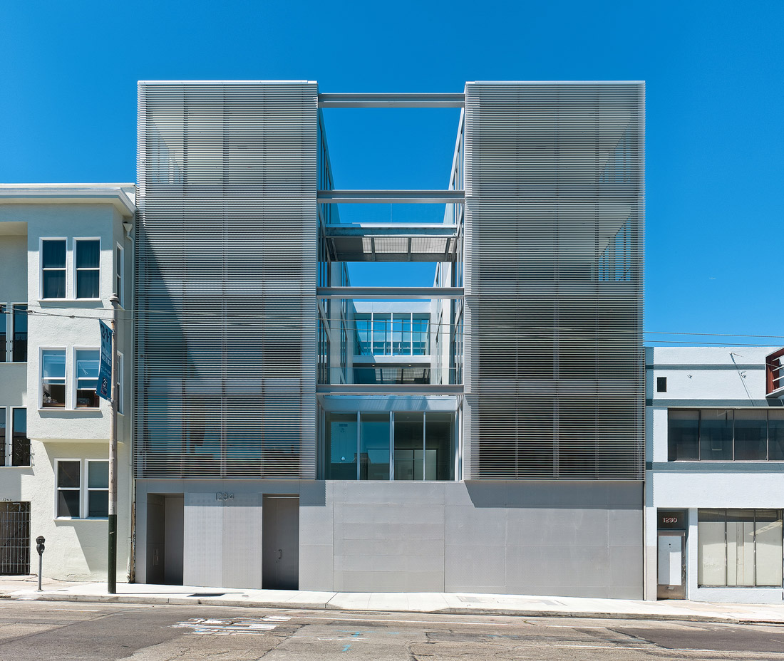 Stanley Saitowitz Part - 19: 1234 Howard Street By Stanley Saitowitz U0026 Natoma Architects
