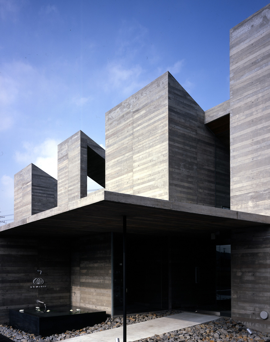 Cafe la miell by suppose design office karmatrendz for Arquitectura minimalista casas