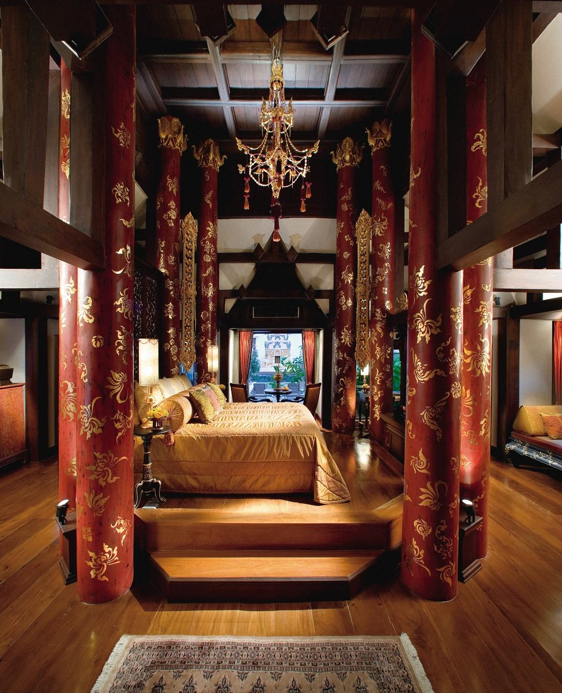 Luxury Mandarin Oriental Dhara Dhevi Hotel Chiang Mai: 301 Moved Permanently
