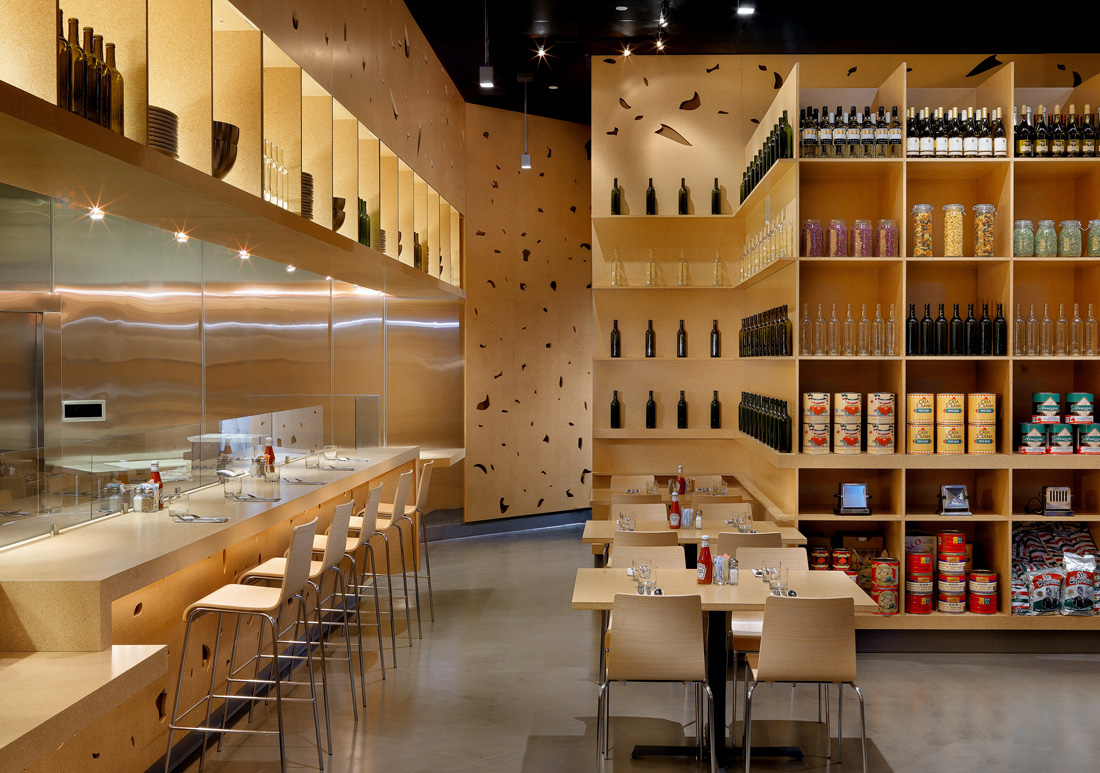 Toast Restaurant By Stanley Saitowitz Amp Natoma Architects