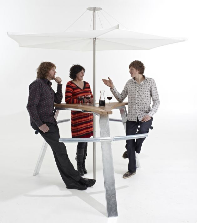 The Abachus Table by Dirk Wynants of Extremis & The Abachus Table by Dirk Wynants of Extremis | KARMATRENDZ