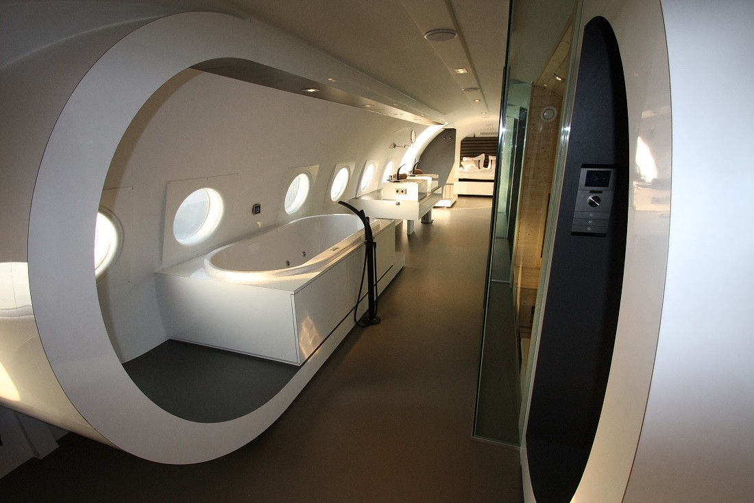 b hotelsuites nl 01 20 Stunning Examples of Airplane Design