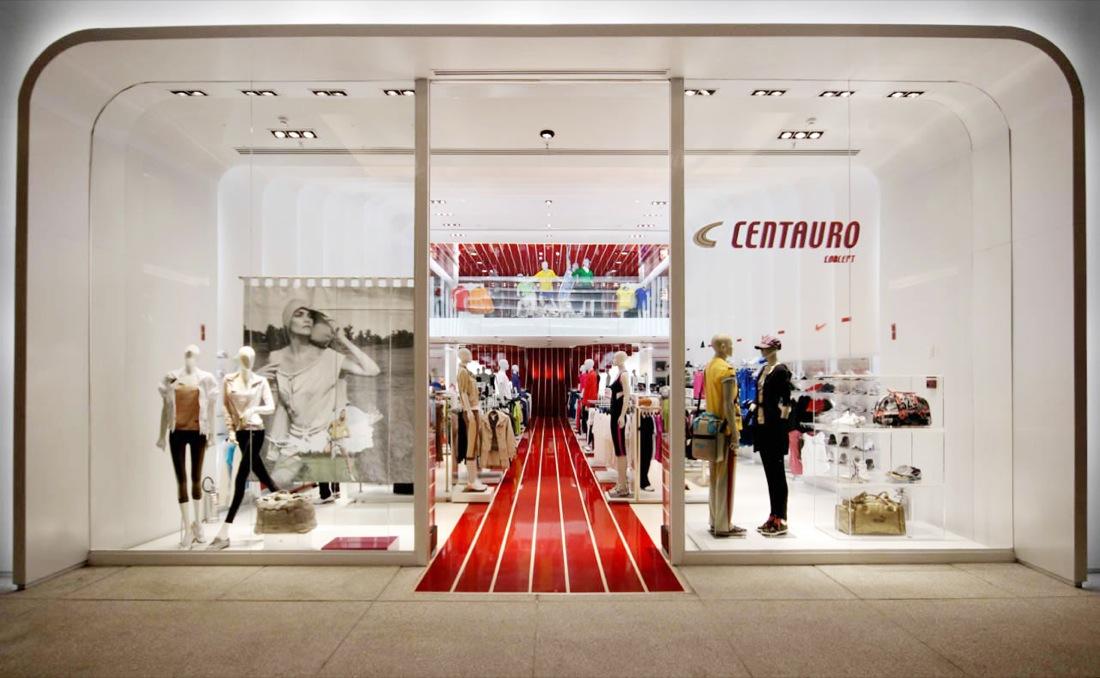 Centauro Concept Store by AUM Arquitetos | KARMATRENDZ