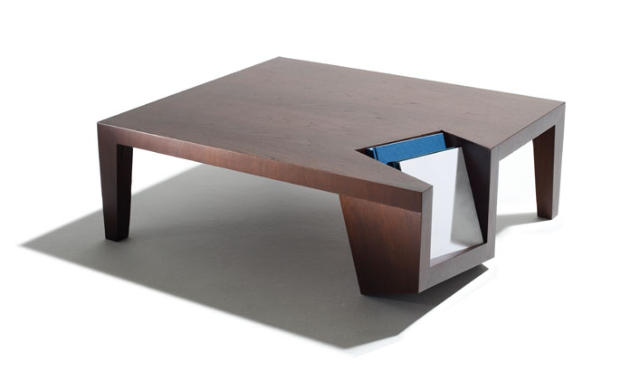 Cornered Table By Dylan Gold