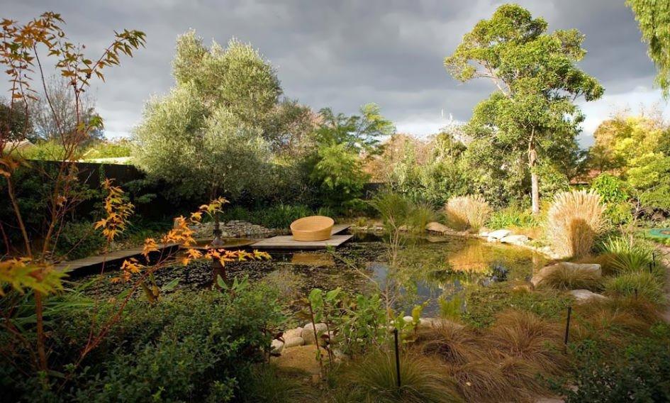 Garden design by eckersley garden architecture karmatrendz for Native garden design ideas victoria