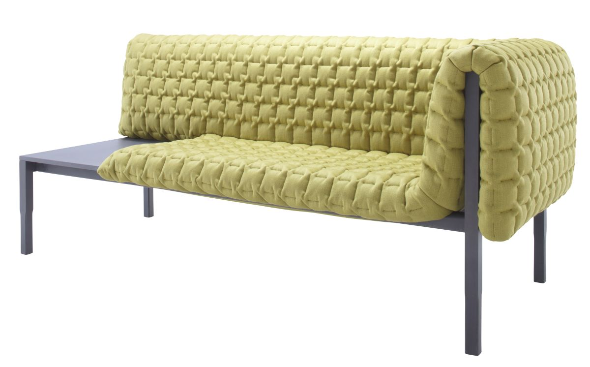 sofa ruch by inga semp for ligne roset karmatrendz. Black Bedroom Furniture Sets. Home Design Ideas