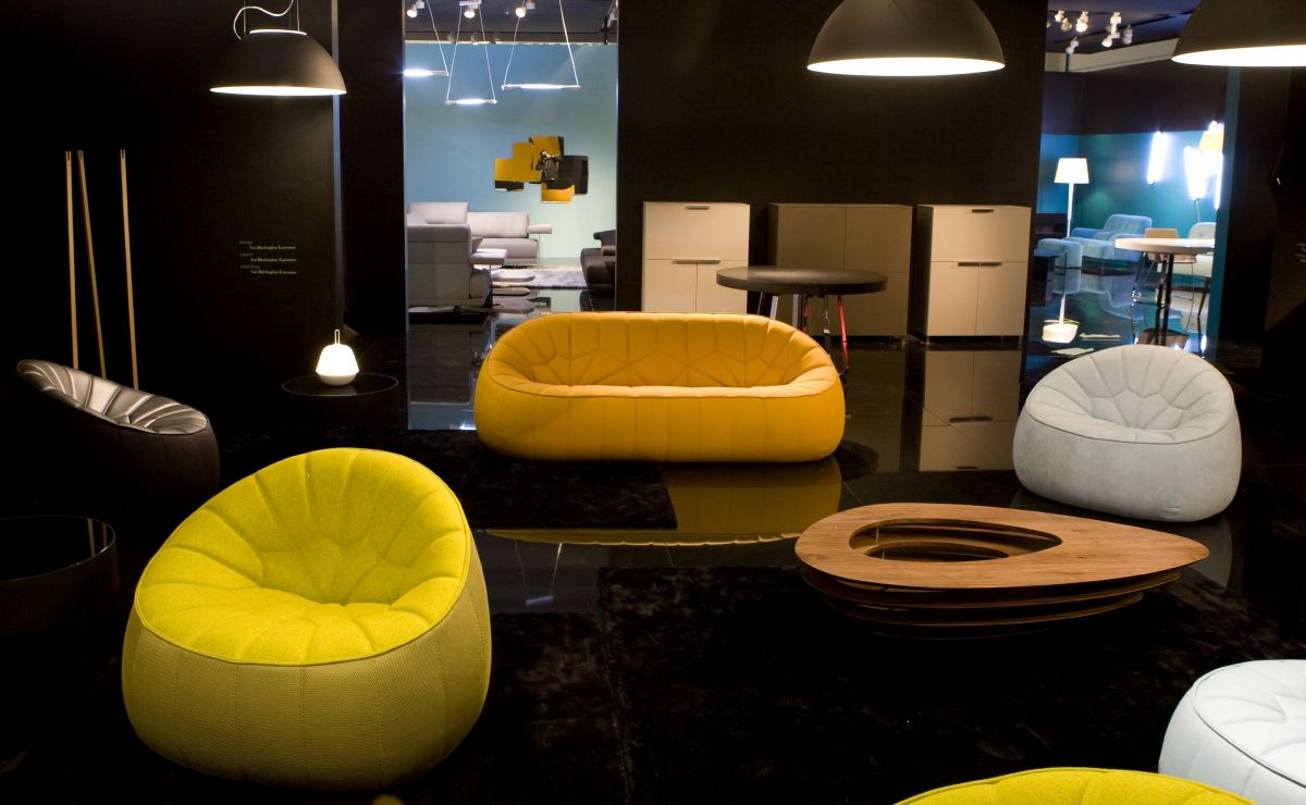 Ligne roset at the maison objet show in paris