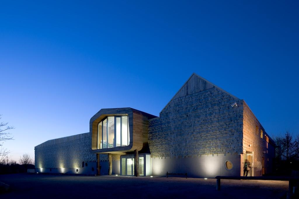 Rennes metropole museum by guin e et potin karmatrendz for Architecture rennes