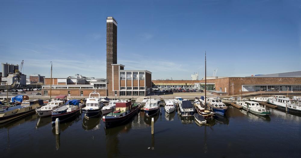 Fabriek Den Caballero Fabriek in Den