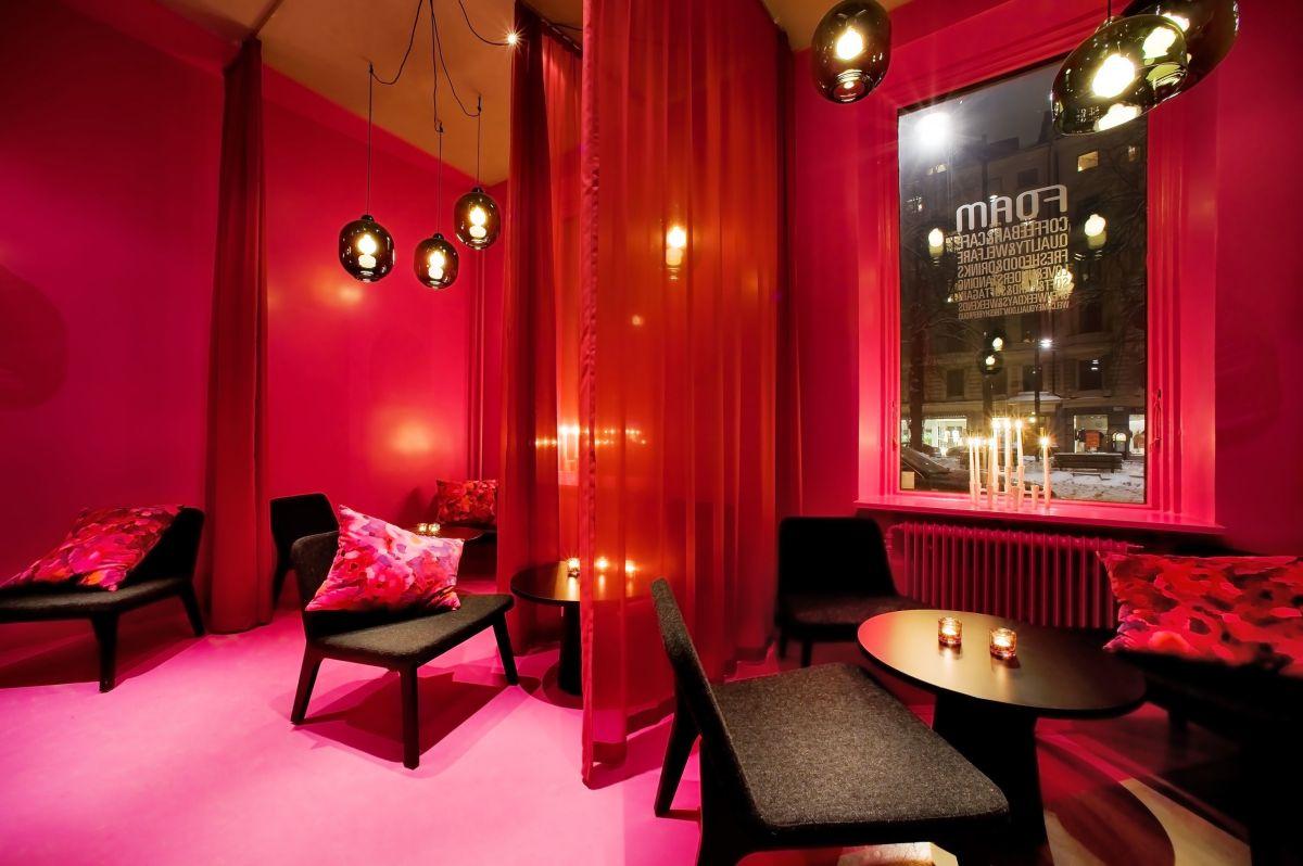 caf foam by note design studio - Nice Foam Interior Design