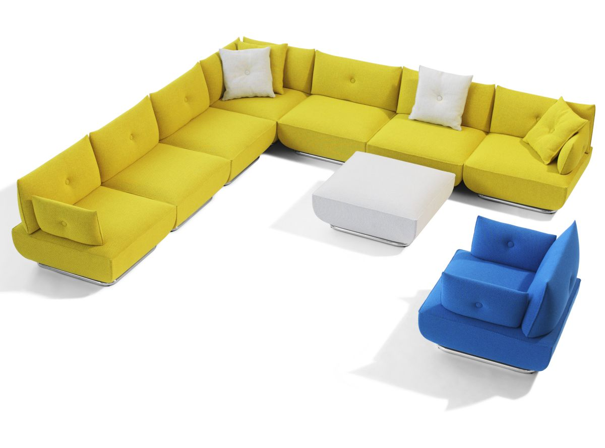 The Dunder Sofa And Easy Chair By Stefan Borselius Gallery