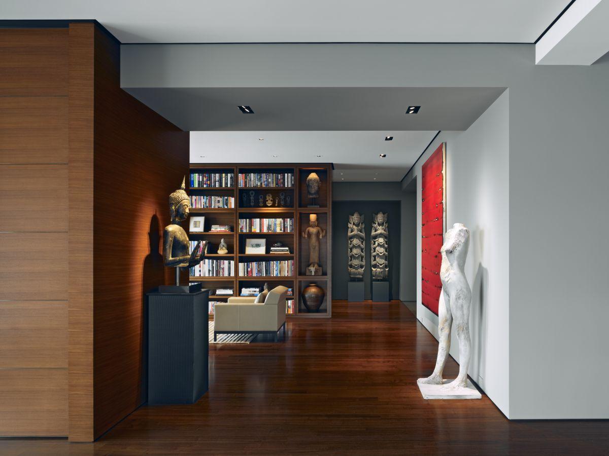 Russian hill apartment interior by zack de vito for What s an interior designer