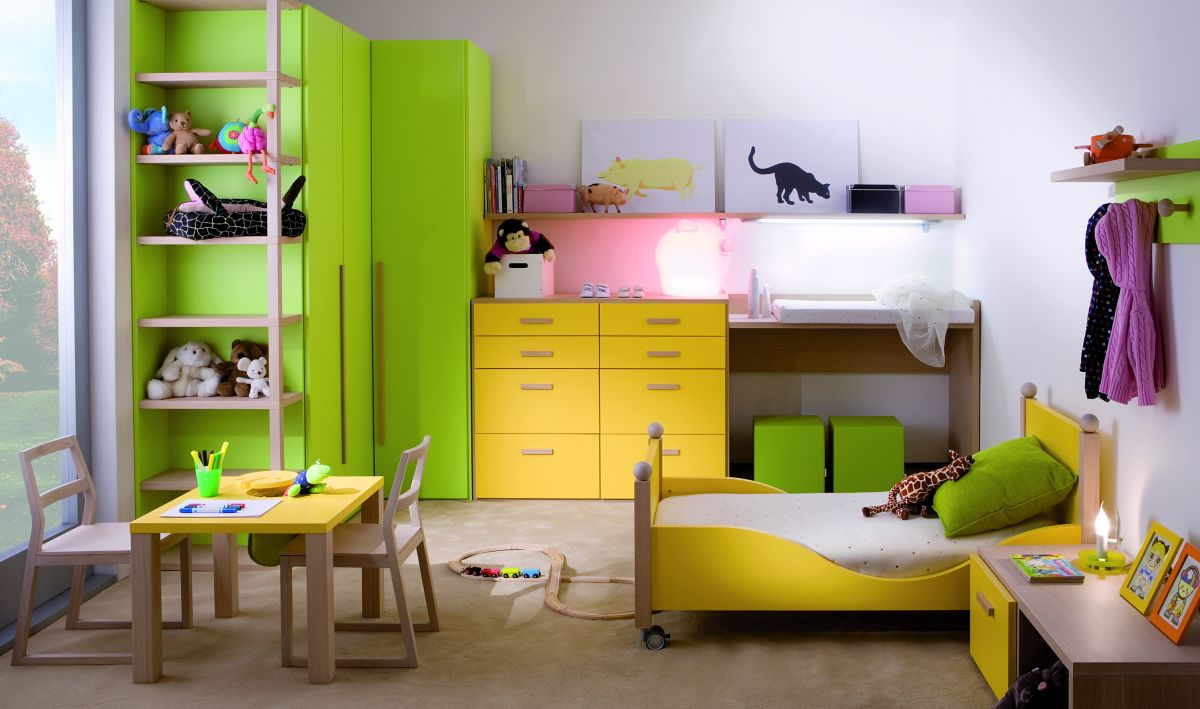 The 2010 collection of childrens bedrooms from dearkids for Childrens bedroom ideas